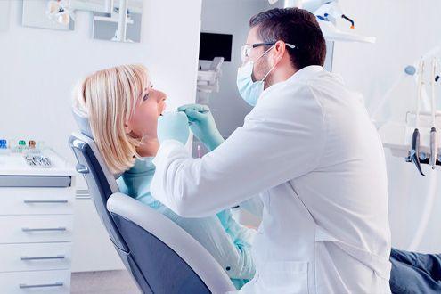 Чистка зубов противопоказания